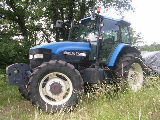 Photo du Tracteurs agricoles TM125