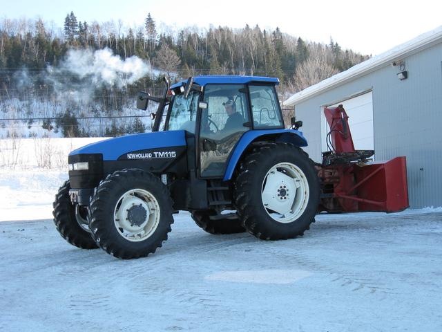 Photo du Tracteurs agricoles TM115