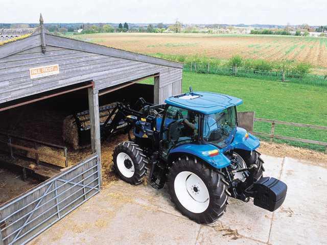 Photo du Tracteurs agricoles TS125A