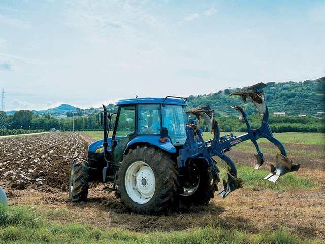 Photo du Tracteurs agricoles TD80D