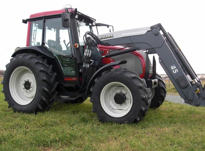 Photo du Tracteurs agricoles A 85 n