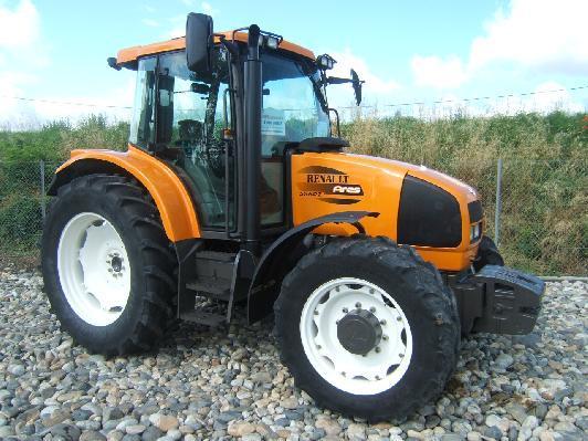 Photo du Tracteurs agricoles Ares 556 RZ