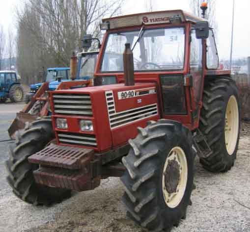 avis fiat 90 90 de la marque fiatagri tracteurs agricoles. Black Bedroom Furniture Sets. Home Design Ideas