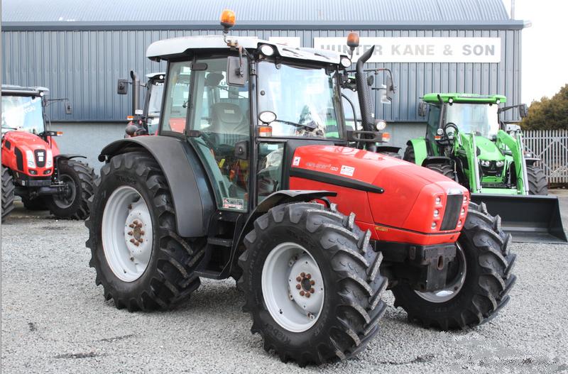 Photo du Tracteurs agricoles Explorer3 100