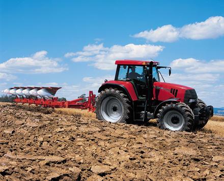 Photo du Tracteurs agricoles CVX 1195