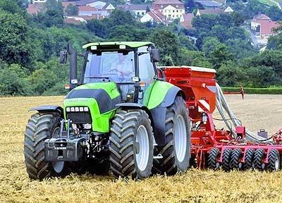 Photo du Tracteurs agricoles Agrotron X 710