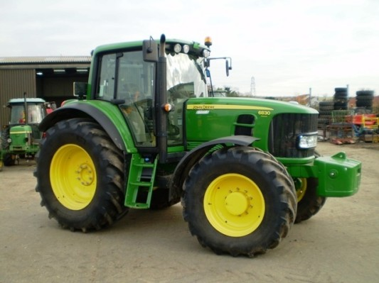 Photo du Tracteurs agricoles 6830