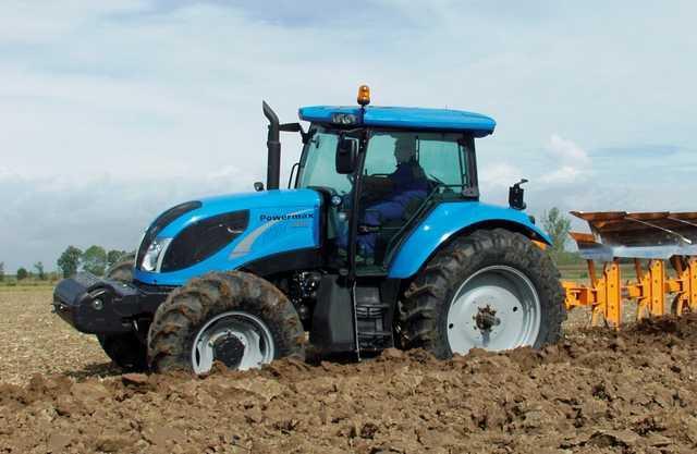 Photo du Tracteurs agricoles PowerMax 165