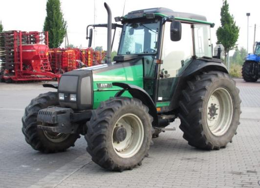 Photo du Tracteurs agricoles A 95n