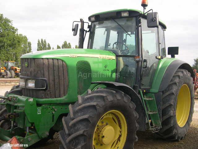Photo du Tracteurs agricoles 6520 SE