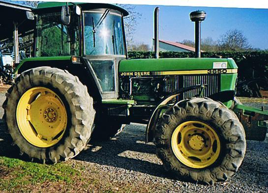 Photo du Tracteurs agricoles 3650