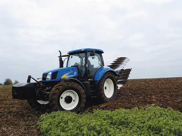 Photo du Tracteurs agricoles T6020 Elite