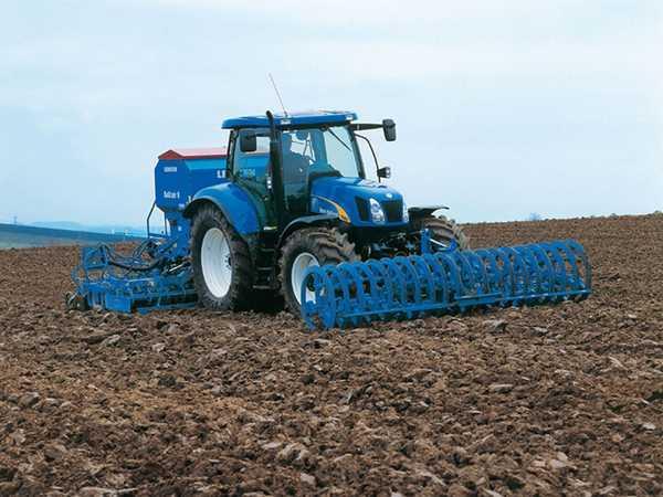 Photo du Tracteurs agricoles T6060 Elite