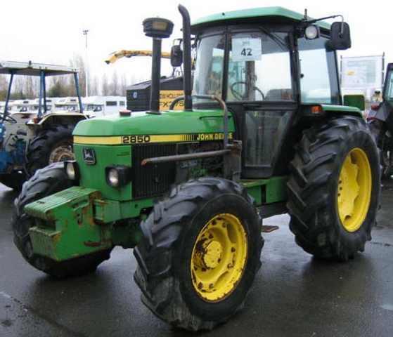 Photo du Tracteurs agricoles 2850