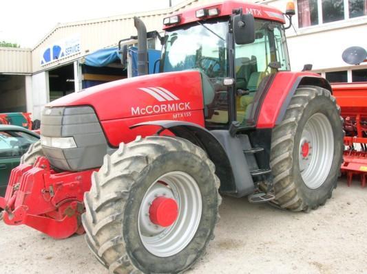 Photo du Tracteurs agricoles MTX 155