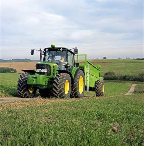 Photo du Tracteurs agricoles 6530