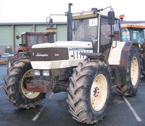 Photo du Tracteurs agricoles 1506 DT