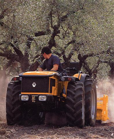 Photo du Tracteurs fruitiers Multis 156 F
