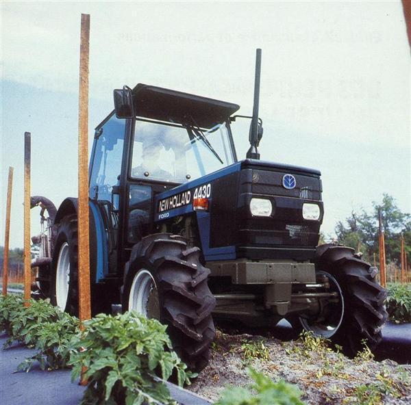 Photo du Tracteurs fruitiers 4430