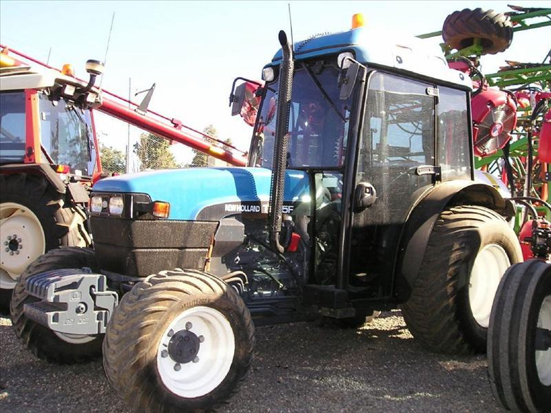 Photo du Tracteurs fruitiers TN65F
