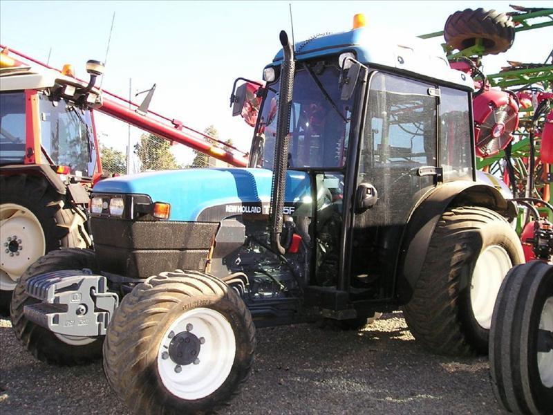 Photo du Tracteurs fruitiers TN65F