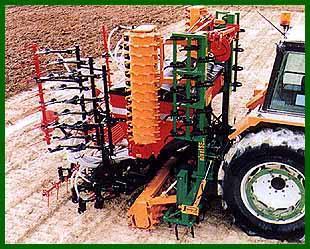 Photo du Vibroculteurs/ Combinés de préparation de sols Nivelsem 390