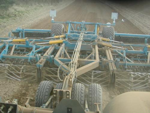 Photo du Vibroculteurs/ Combinés de préparation de sols Comdor SP