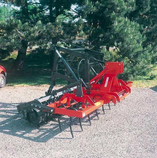 Photo du Vibroculteurs/ Combinés de préparation de sols Multisem