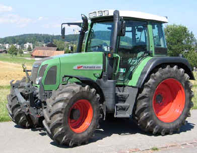 Photo du Tracteurs agricoles Farmer 412 Vario