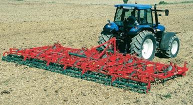 Photo du Vibroculteurs/ Combinés de préparation de sols TLC/ TLD