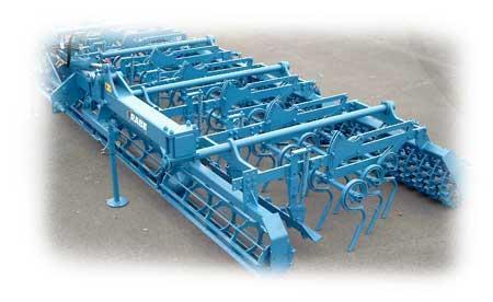 Photo du Vibroculteurs/ Combinés de préparation de sols Sturmvogel Quattro