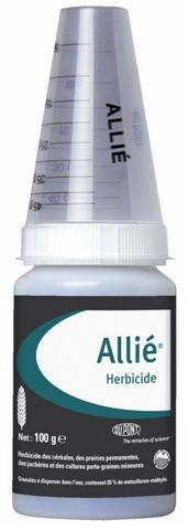 Photo du Herbicides céréales Allié