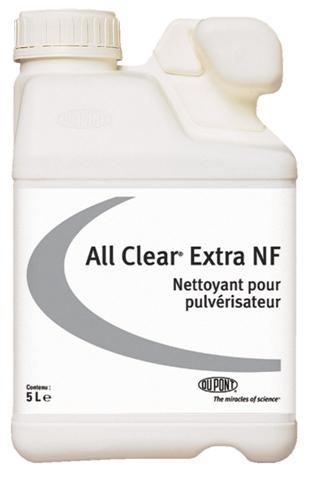 Photo du Nettoyants anti-sulfonylurés All Clear Extra