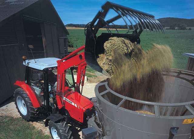 Photo du Tracteurs agricoles MF 5425
