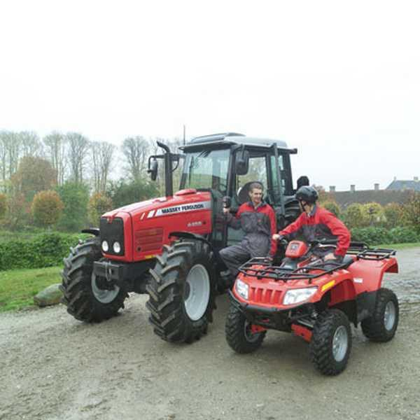 Photo du Tracteurs agricoles MF 4445