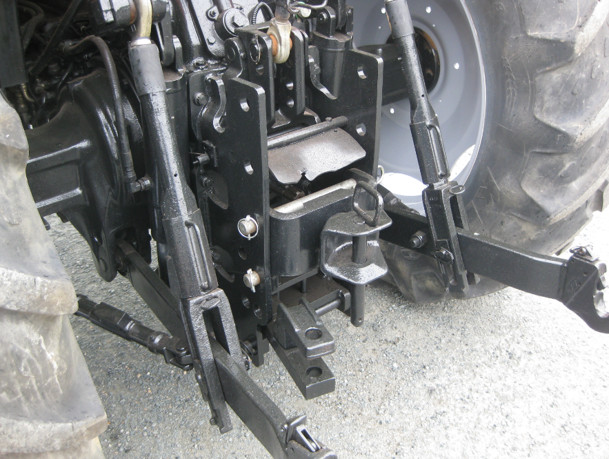 Photo du Tracteurs agricoles MF 5445