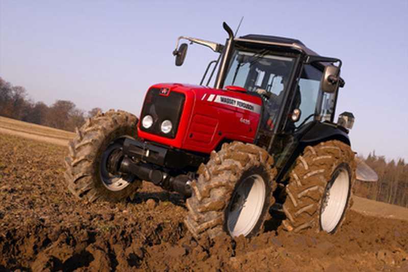 Photo du Tracteurs agricoles MF 4455