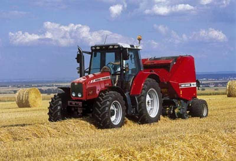 Photo du Tracteurs agricoles MF 6455