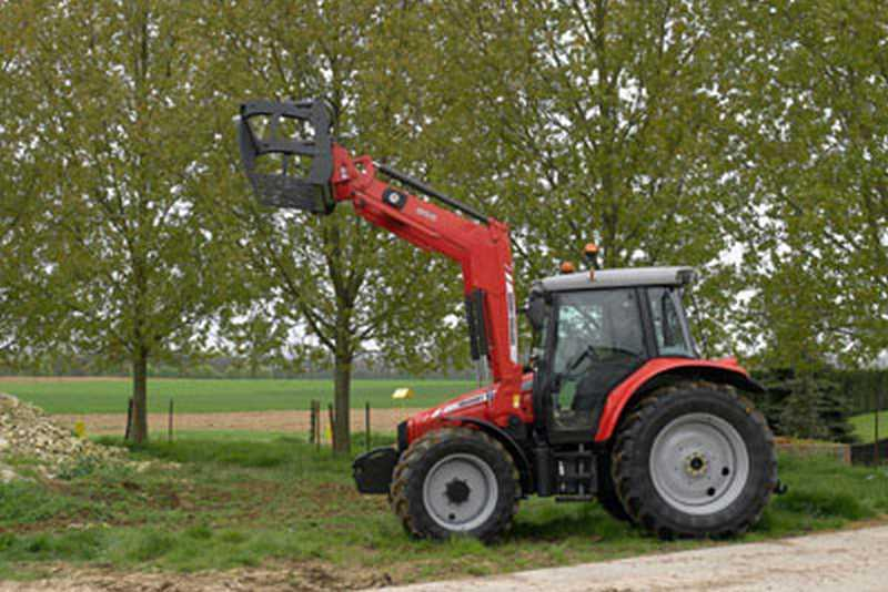 Photo du Tracteurs agricoles MF 6460