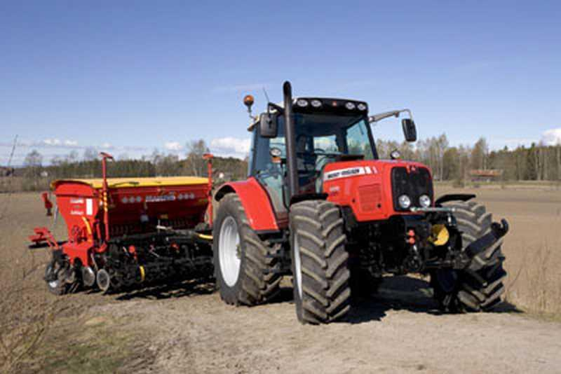 Photo du Tracteurs agricoles MF 6470