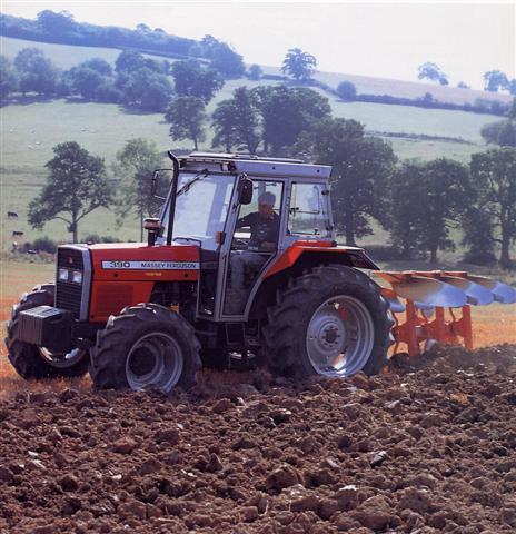 Photo du Tracteurs agricoles MF 390