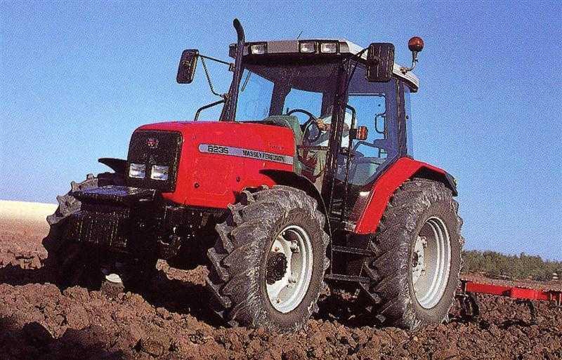 Photo du Tracteurs agricoles MF 6235