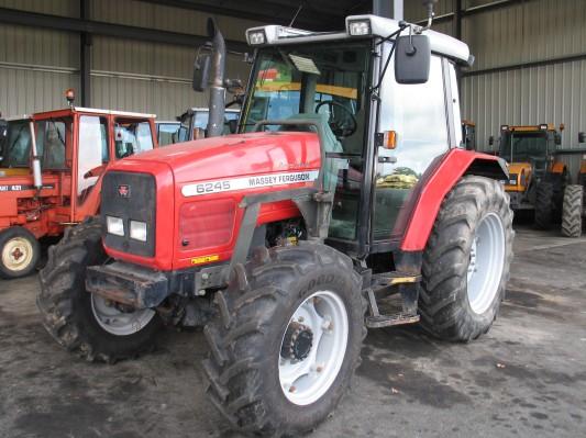 Photo du Tracteurs agricoles MF 6245