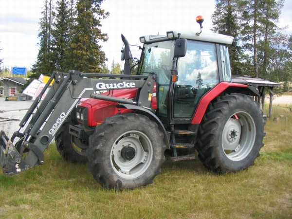 Photo du Tracteurs agricoles MF 6255