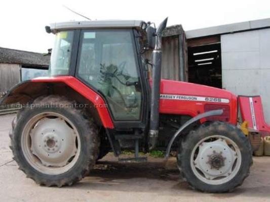 Photo du Tracteurs agricoles MF 6265