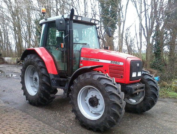 Photo du Tracteurs agricoles MF 6260