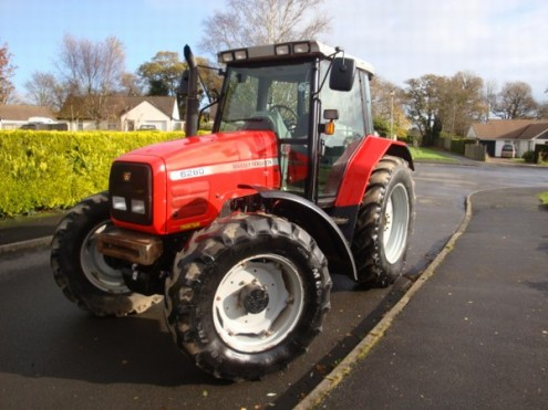 Photo du Tracteurs agricoles MF 6280