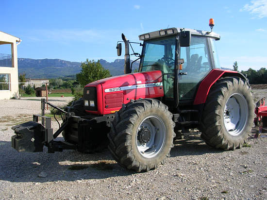 Photo du Tracteurs agricoles MF 6290