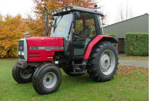 Photo du Tracteurs agricoles MF 6110