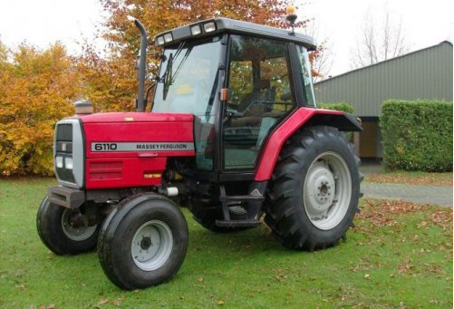 Photo du Tracteurs agricoles MF 6110